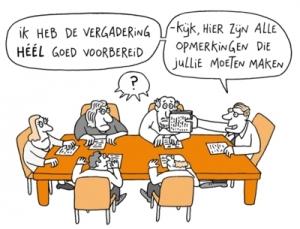 Beter vergaderen