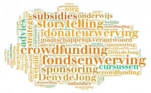 Fondsenwerving
